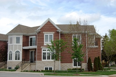 Arlington Heights Condo/Townhouse For Sale: 1454 East Northwest Highway