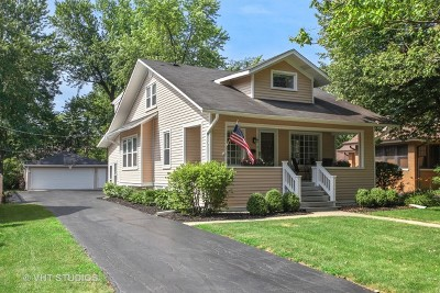 Northbrook Single Family Home For Sale: 2121 Walters Avenue