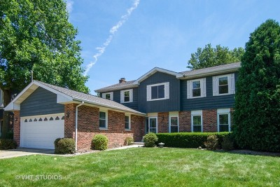 Arlington Heights Single Family Home For Sale: 2203 North Walnut Avenue