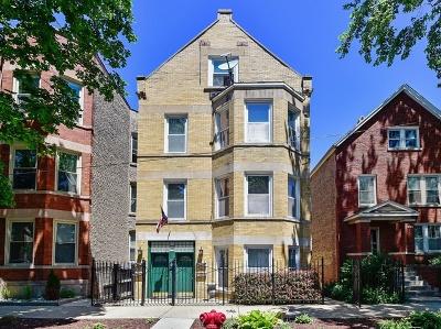 Multi Family Home For Sale: 2528 West Belden Avenue