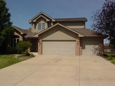 Tinley Park Single Family Home For Sale: 8400 Brookside Glen Drive