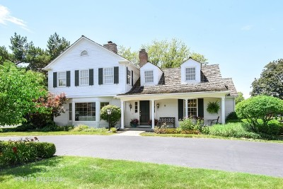 Oak Brook Single Family Home For Sale: 9 Bradford Lane
