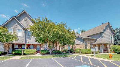 Naperville Condo/Townhouse For Sale: 43 Foxcroft Road #111