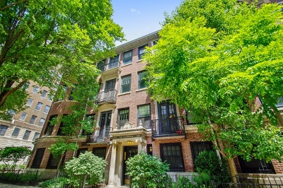 Condo/Townhouse New: 522 West Briar Place #1
