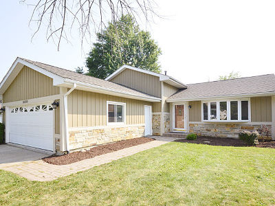 Homer Glen Single Family Home Re-Activated: 14409 South Birchdale Drive