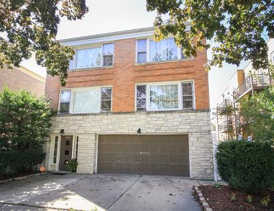 Multi Family Home For Sale: 6036 North Francisco Avenue