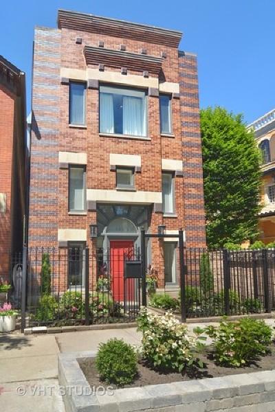 Single Family Home New: 1856 North Dayton Street