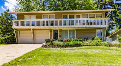 Hoffman Estates Single Family Home New: 1470 Dennison Road