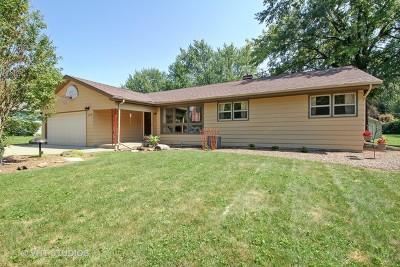 New Lenox Single Family Home For Sale: 522 Alan Drive