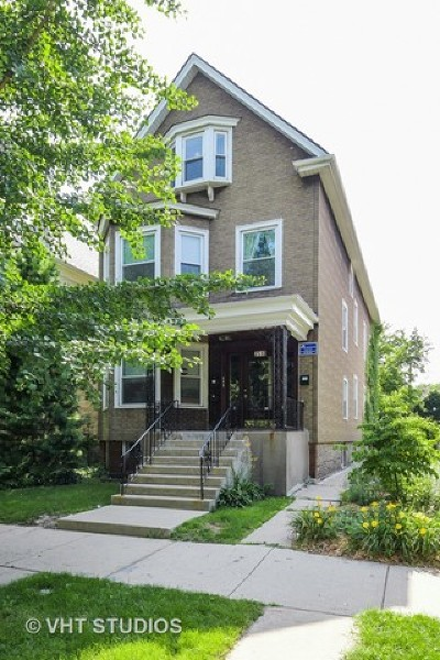 Multi Family Home For Sale: 2510 North St Louis Avenue