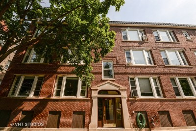 Condo/Townhouse New: 2512 West Leland Avenue #3