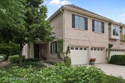 Northbrook Condo/Townhouse For Sale: 2269 Royal Ridge Drive