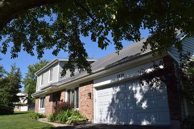 Hoffman Estates Single Family Home New: 3535 Hillside Court