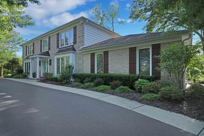 Highland Park Single Family Home For Sale: 2380 Ridge Road