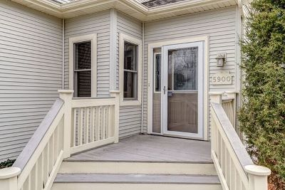 Downers Grove Single Family Home For Sale: 5900 Woodward Avenue