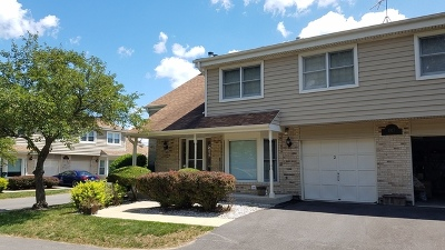 Naperville IL Condo/Townhouse For Sale: $188,900