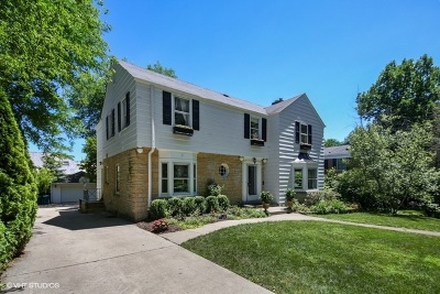 Hinsdale Single Family Home For Sale: 423 North Garfield Avenue