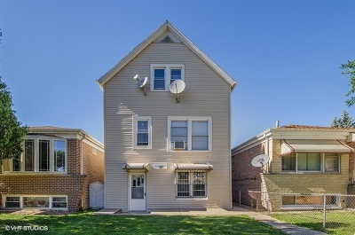Multi Family Home For Sale: 3110 West Hood Avenue