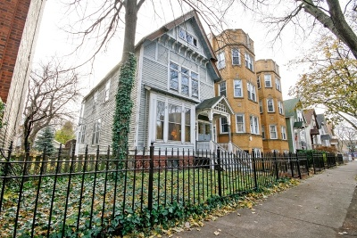 Single Family Home New: 1141 West Lill Avenue
