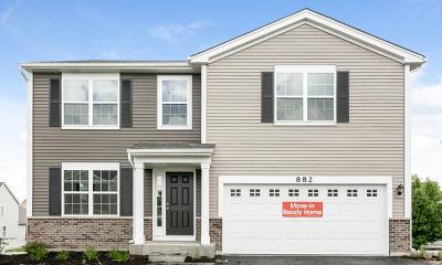 Antioch Single Family Home Price Change: 882 Heartland Park Lane