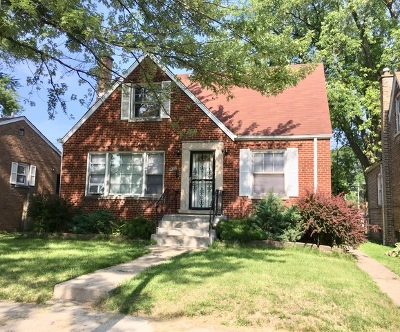 Single Family Home For Sale: 14211 South Edbrooke Avenue
