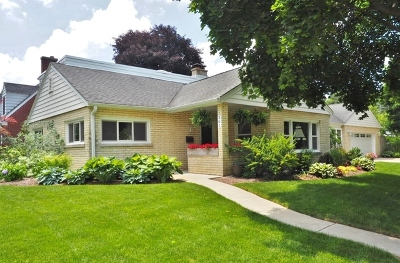 Libertyville Single Family Home For Sale: 301 Carter Street