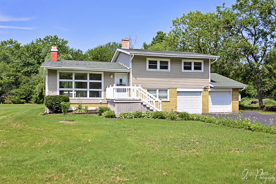 McHenry Single Family Home For Sale: 5019 Memory Trail