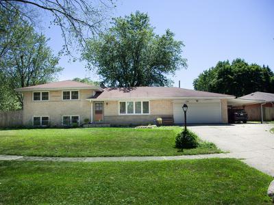 Palatine Single Family Home For Sale: 1014 East Capri Drive
