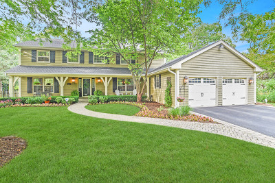 Lincolnshire Single Family Home For Sale: 311 Whitmore Lane