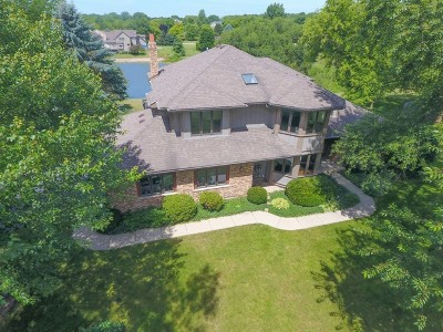 St. Charles Single Family Home For Sale: 5n858 Dominion Drive