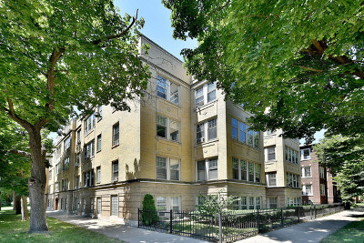 Condo/Townhouse New: 5030 North Leavitt Street #3