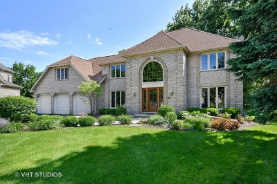Naperville Single Family Home Re-Activated: 1617 Imperial Circle