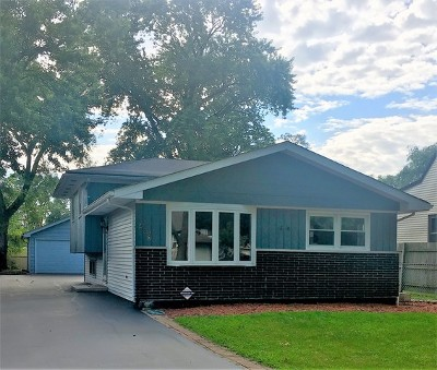 Westmont Single Family Home Re-Activated: 4007 North Grant Street