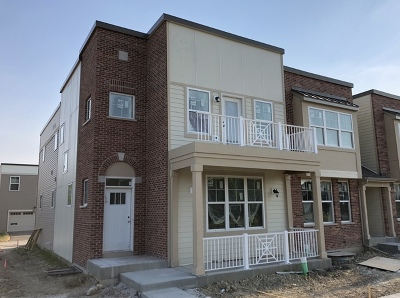 Aurora Condo/Townhouse New: 4132 Liberty Street #701