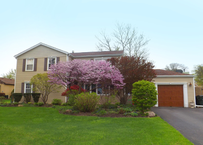 Glenview Single Family Home For Sale: 1801 Culver Lane