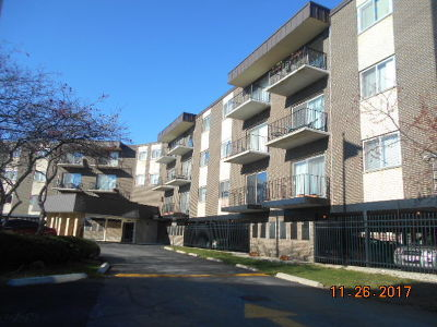 Oak Lawn Condo/Townhouse New: 9820 South Pulaski Road #112