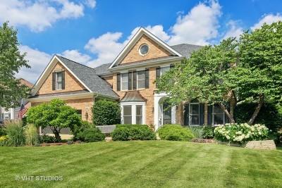 Wheaton Single Family Home For Sale: 1933 Howard Street