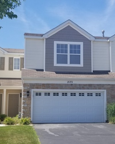 Carpentersville Condo/Townhouse Price Change: 2133 Limestone Lane