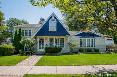 Villa Park Single Family Home For Sale: 404 South Wisconsin Avenue