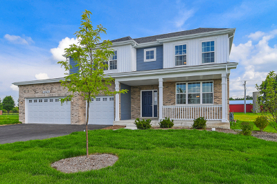 Plainfield Single Family Home For Sale
