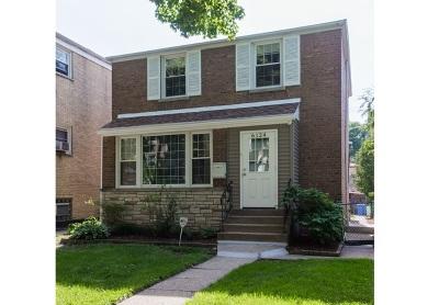 Single Family Home For Sale: 6124 North Hoyne Avenue