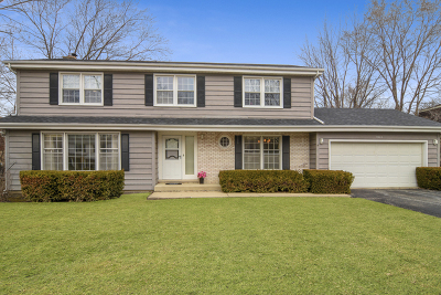 Northbrook Single Family Home For Sale: 3114 Moon Hill Drive