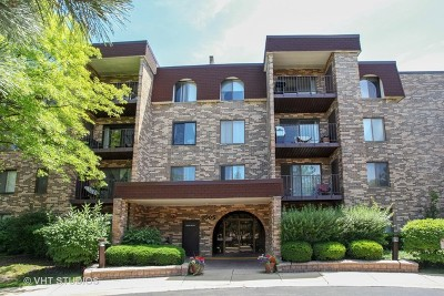 Northbrook Condo/Townhouse For Sale: 2005 Valencia Drive #202D