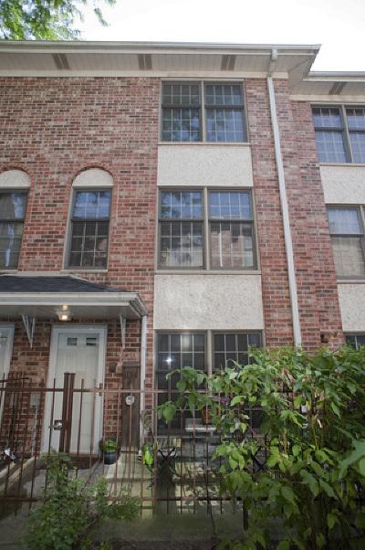 Forest Park Condo/Townhouse New: 1124 Des Plaines Avenue #A