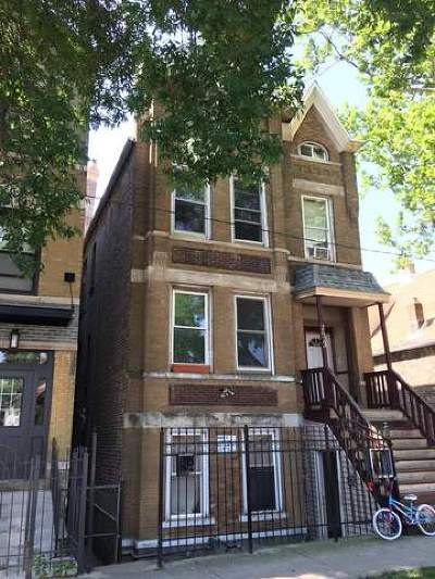 Multi Family Home For Sale: 2623 West 24th Street