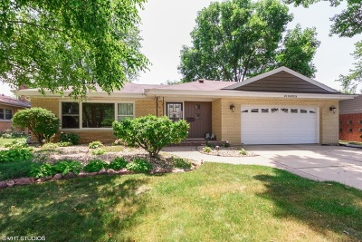Arlington Heights Single Family Home For Sale: 619 West Fairview Street