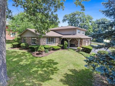 Darien Single Family Home New: 1622 Old Oak Place