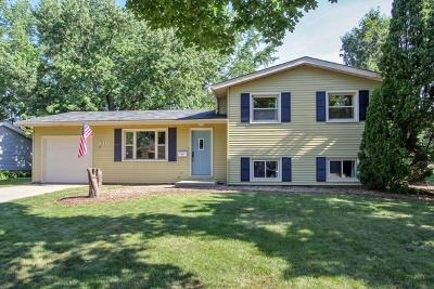 Crystal Lake Single Family Home New: 210 Wellington Drive