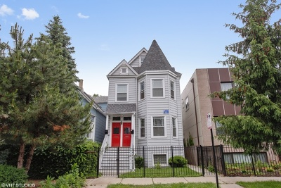 Multi Family Home For Sale: 1633 North Whipple Street