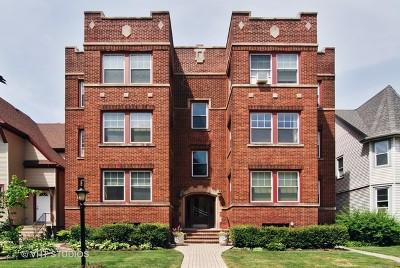 Oak Park Condo/Townhouse New: 431 Wisconsin Avenue #1